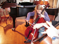 neurodidactic music as a sport cello youngsters